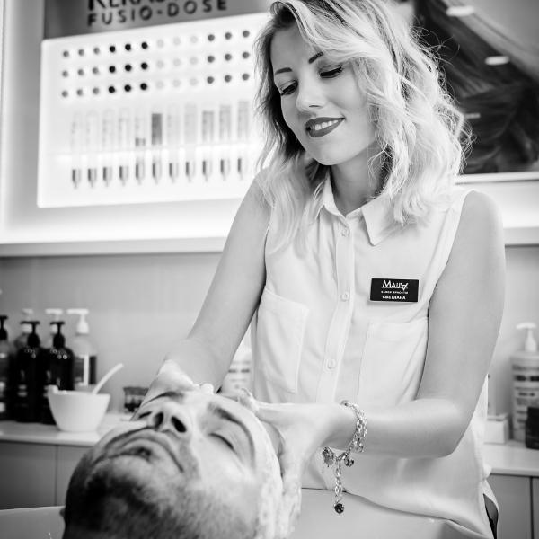 бережный уход за волосами для мужчин