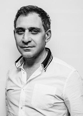 Давид Нерсисян, топ стилист