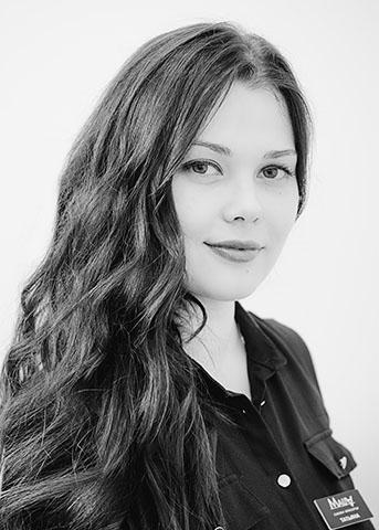 Татьяна Зыбкина, администратор