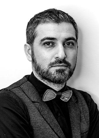 Владимир Занкиншиев, топ стилист